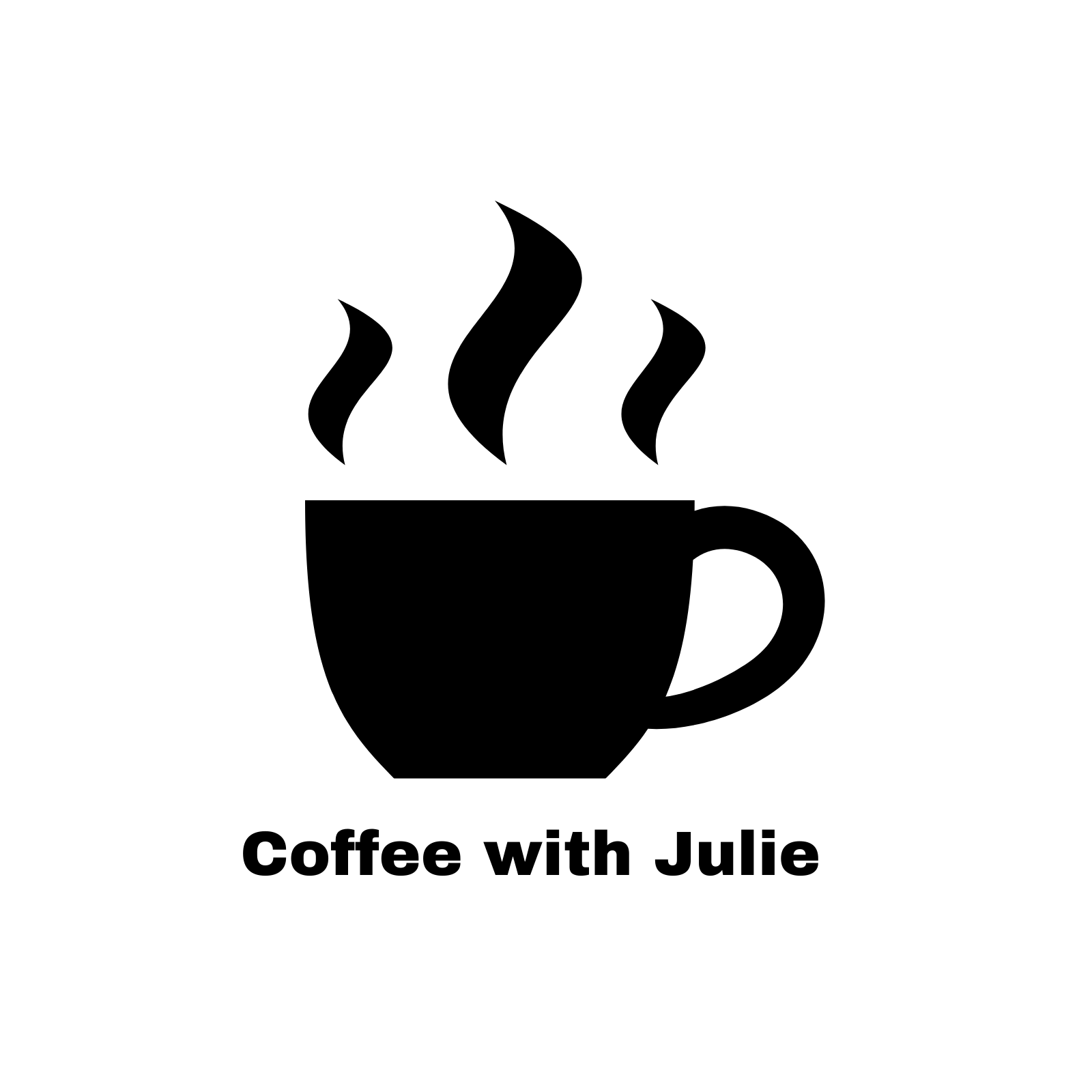 Coffee with Julie